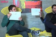 Interviu VIDEO. Vezi cât de bine se cunosc Smiley și fratele lui, Filip!