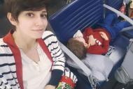 DANA ROGOZ îți spune cum să călătorești ușor cu un copil mic pe avion