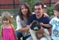 Decizia Mihaelei dupa ce sotul ei a murit. La 43 de ani era singura cu doi copii mici.
