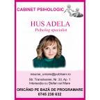 Cabinet psihologic Hus Adela